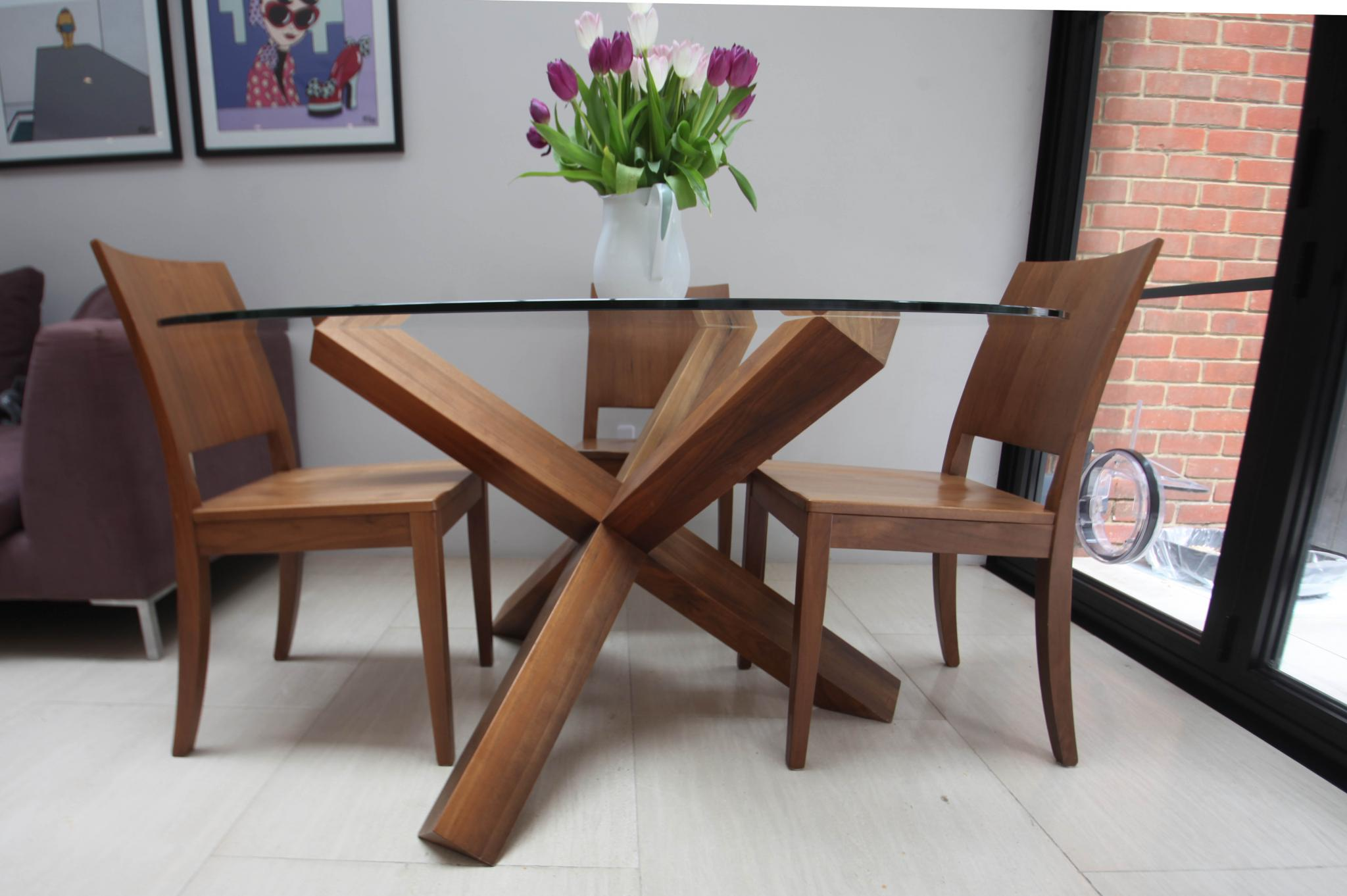 Approved Used Dining Table Chairs Heals London Used Kitchen Exchange