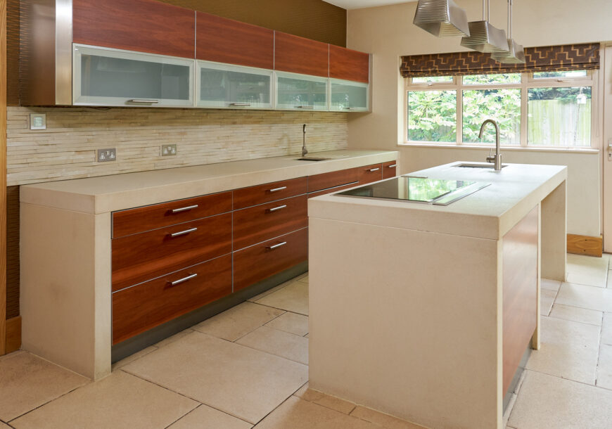 Approved Used Kitchen, Wolf/Siemens Appliances, Merseyside