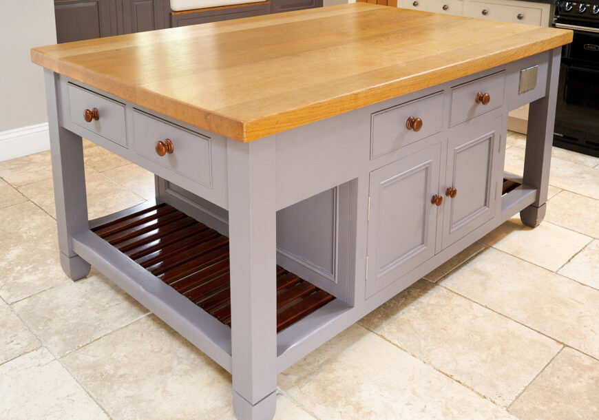 Approved Used Kitchen, Chalon In Frame Shaker, Utility, Boot Room, Yorkshire