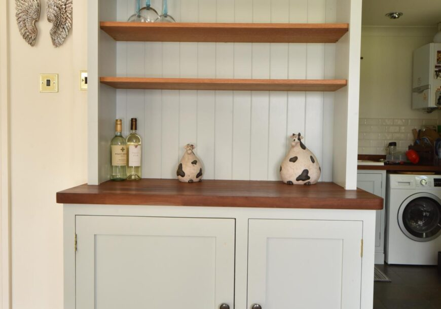 Approved Used Kitchen, In Frame Shaker, Rangemaster, Wiltshire