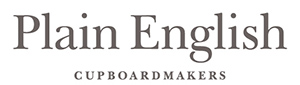 plain english kitchens logo