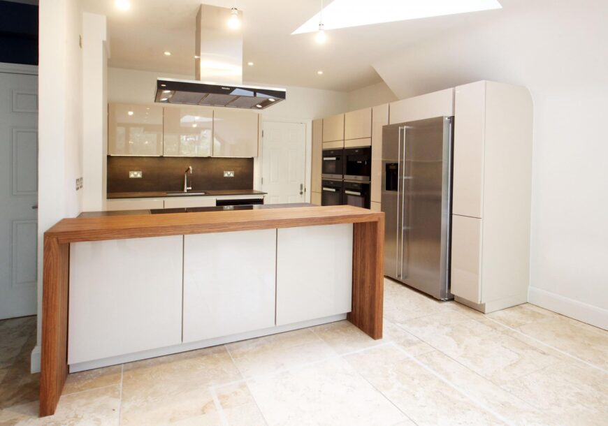 Approved Used Kitchen, SieMatic German Handleless, Middlesex