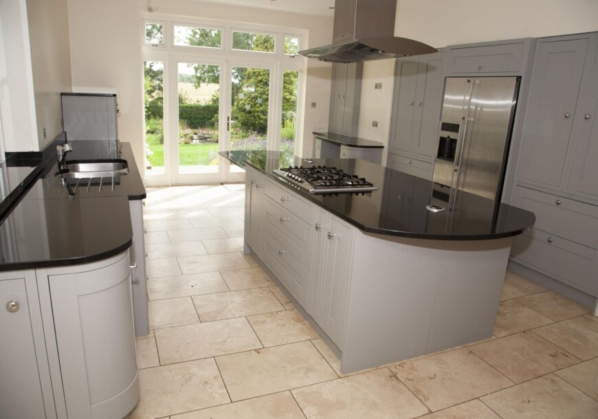 Approved Used Kitchen, Large In Frame Shaker, NEFF Appliances, Newcastle Upon Tyne