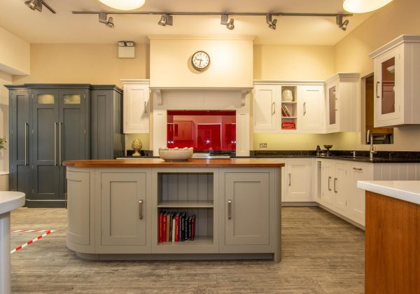 Harvey Jones Shaker Ex Display kitchen