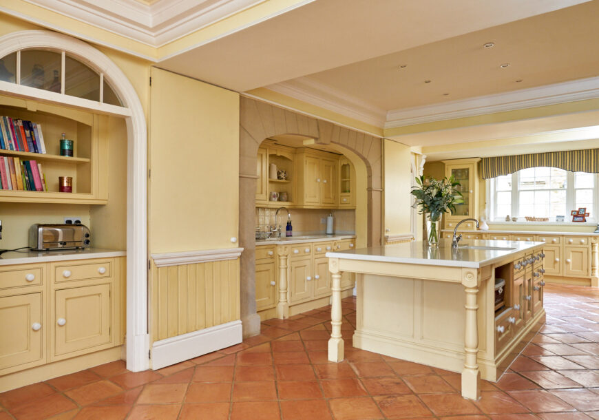 Approved Used Kitchen, Large Clive Christian with Island, Lancashire