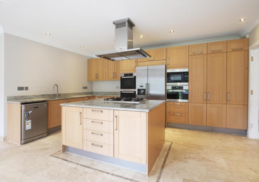 Approved Used Kitchen, Pronorm Shaker, Miele Appliances, Greater London