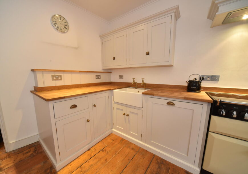 Approved Used Kitchen, Classic In-frame Shaker, Rangemaster, Somerset