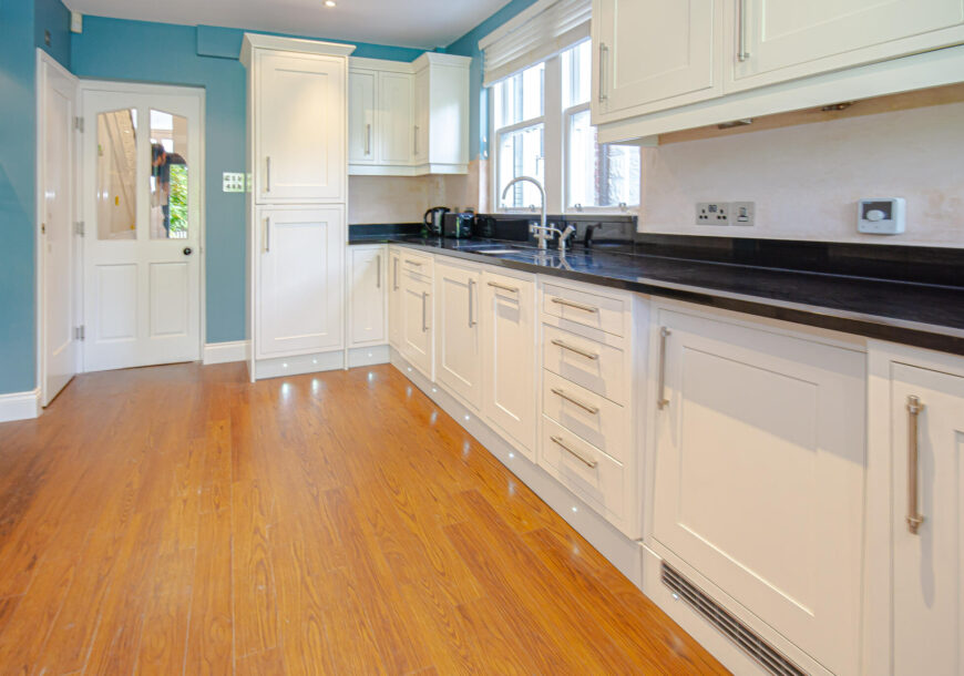 Approved Used Kitchen, Benchmarx Classic In Frame Shaker, South