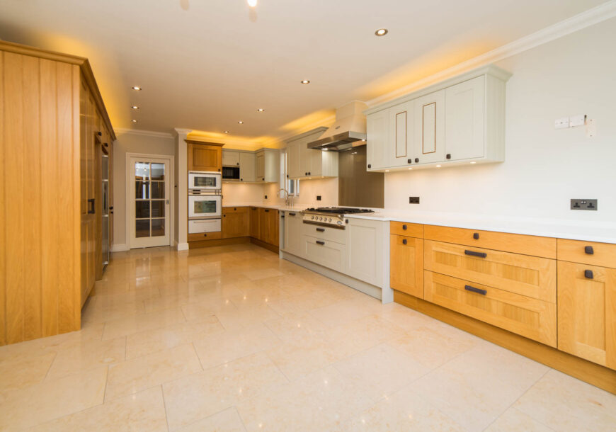 Approved Used Kitchen, Mowlem & Co Classic Shaker, Gaggenau Appliances, London