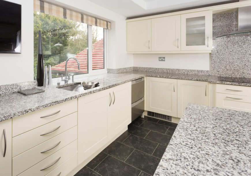 Approved Used Kitchen, Large Shaker with Utility, Leeds