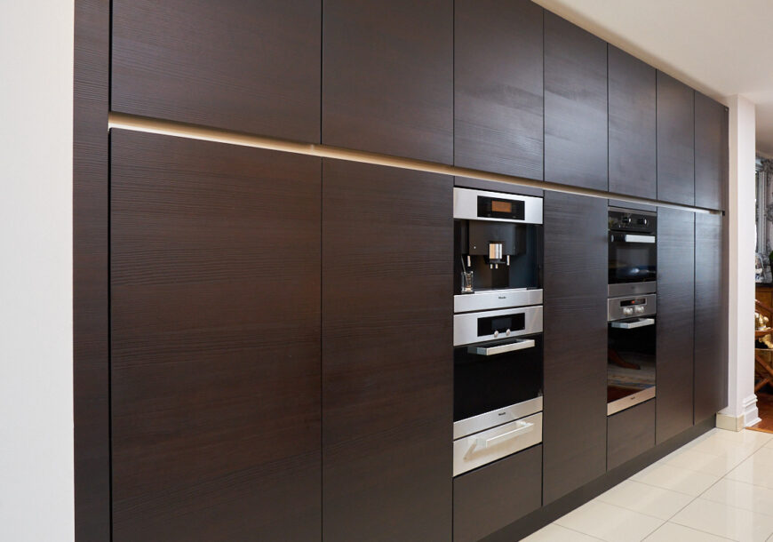 Approved Used Kitchen Run, Modern SieMatic, Miele Appliances, Lancashire