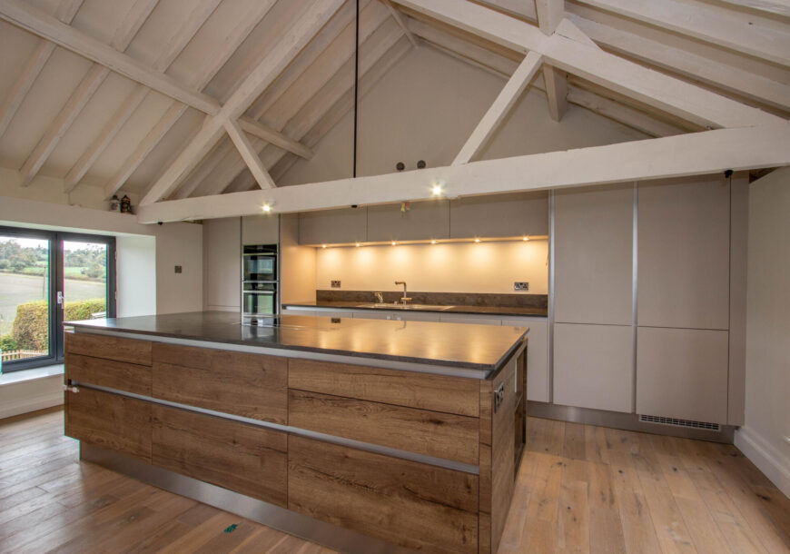 Approved Used Kitchen, Ready Immediately, Mereway Modern Handleless, West Sussex