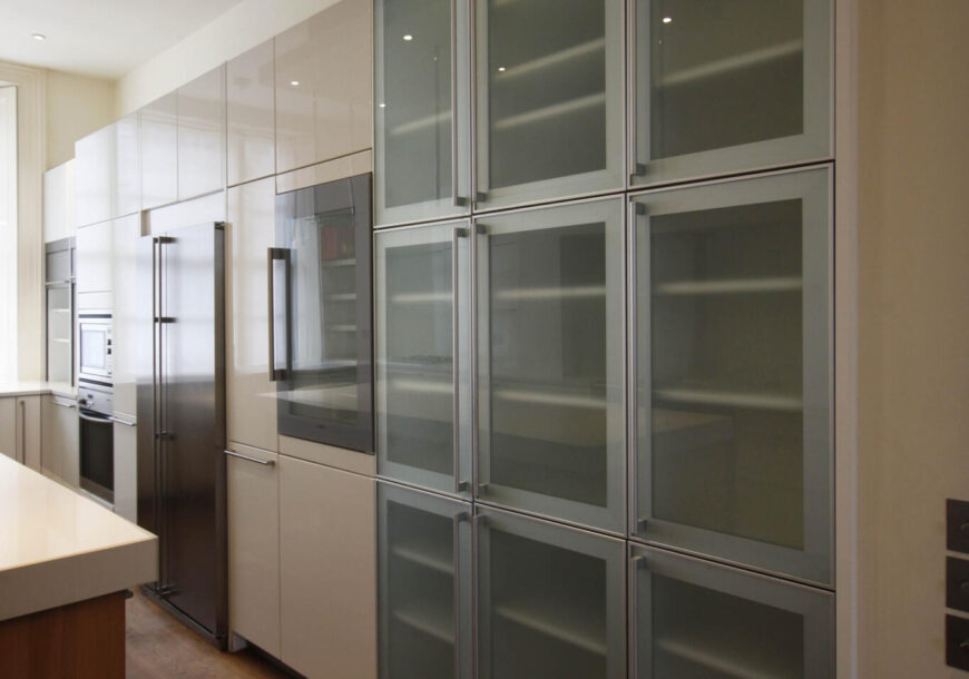 Approved Used Kitchen, Large Contemporary, Miele Appliances, London