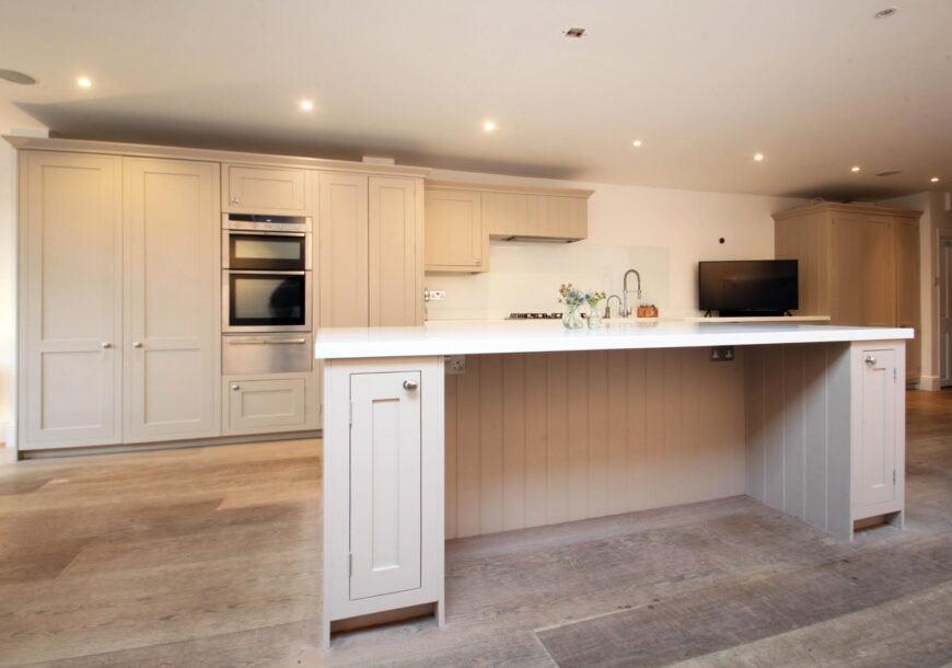 Approved Used Kitchen, Large In Frame Shaker, London