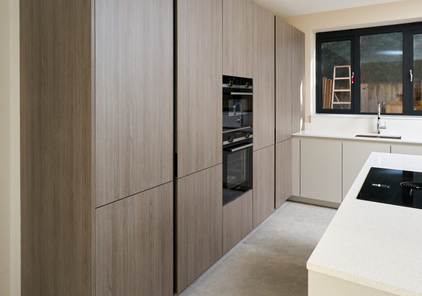 Unused Kitchen, SieMatic Handleless, PURE Collection, Cheshire, Reduced!