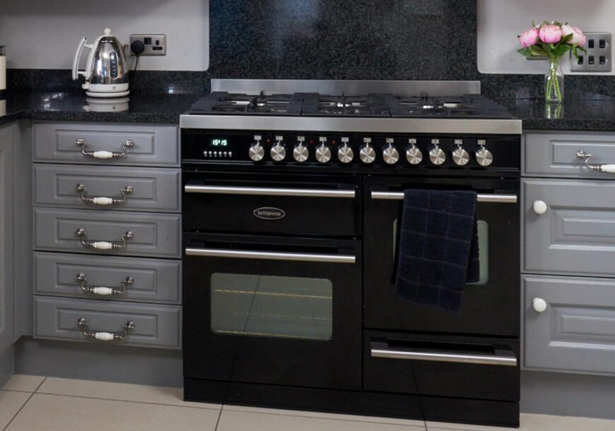 Approved Used Britannia Range Oven, Cheshire