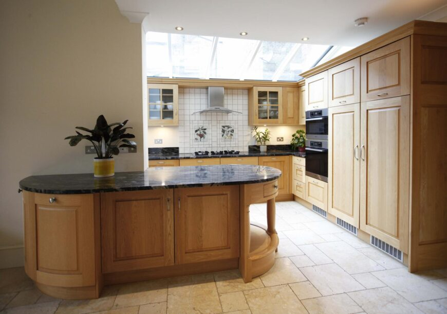 Approved Used Kitchen, Large Bespoke with Pantry,  London