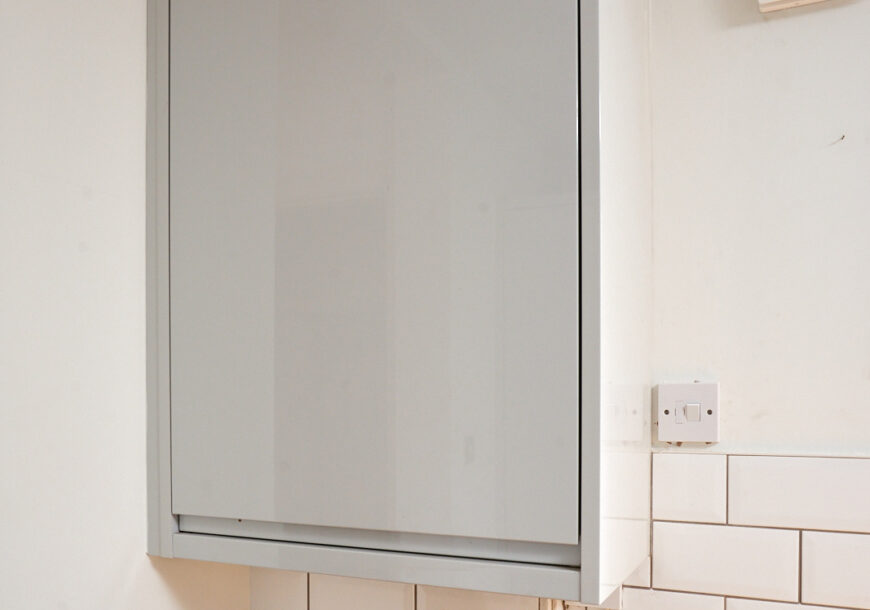 Approved Used Kitchen, Modern Gloss Handleless, Cheshire