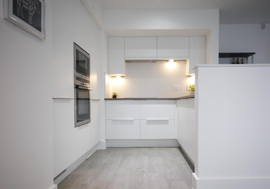 Approved Used Kitchen, Contemporary, NEFF/Siemens Appliances, London