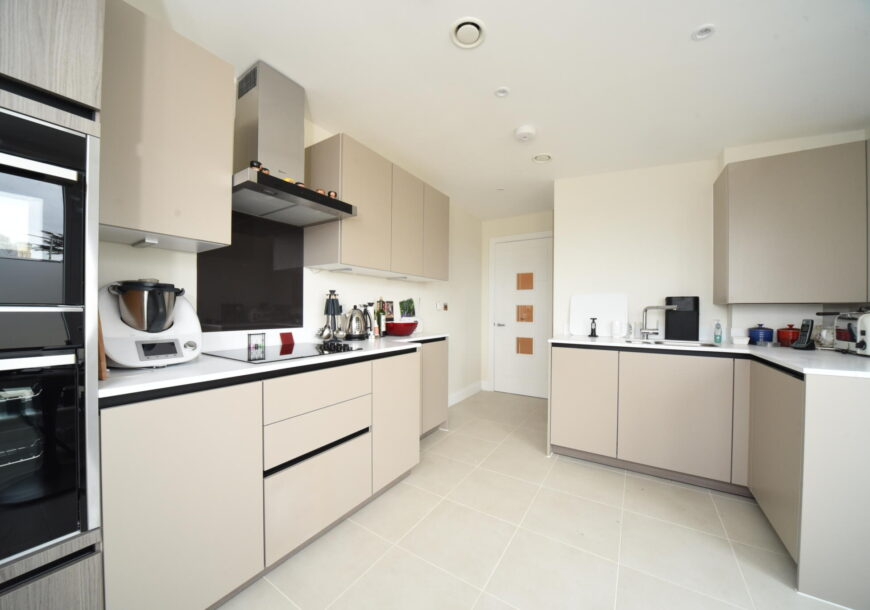 Under 6 Months Of Use! Approved Used Kitchen, SieMatic German Handleless, Surrey