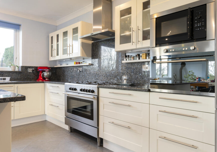 Approved Used Kitchen, IKEA Modern, Nottinghamshire