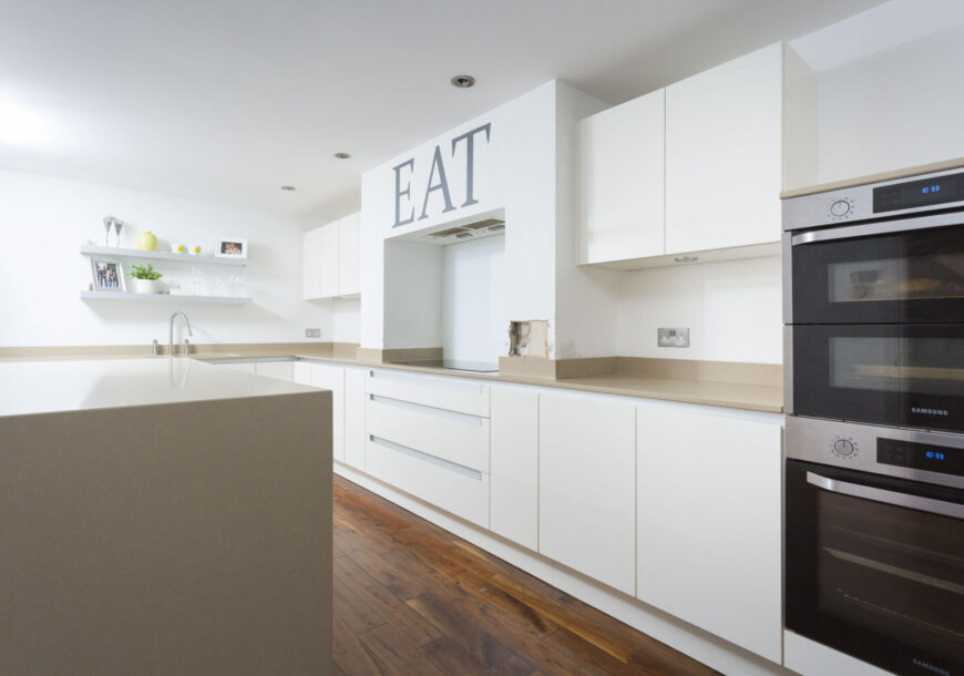 Approved Used Kitchen, Poggenpohl Modern Handleless, North Yorkshire
