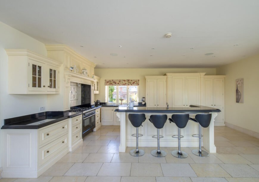 Approved Used Kitchen, Bespoke In-frame, Britannia Range Oven, Leicestershire