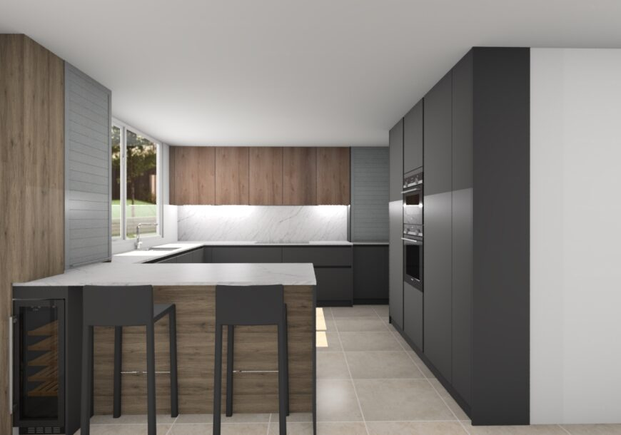 NEW Kitchen Cabinetry, Cancelled Order, Leicht Bondi & Synthia, South