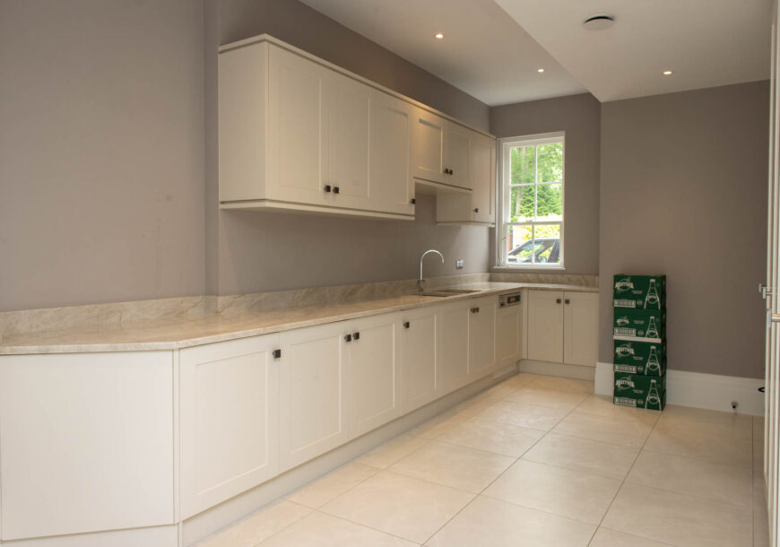 Approved Used Utility/Laundry Room, Miele & Siemens Appliances, Surrey