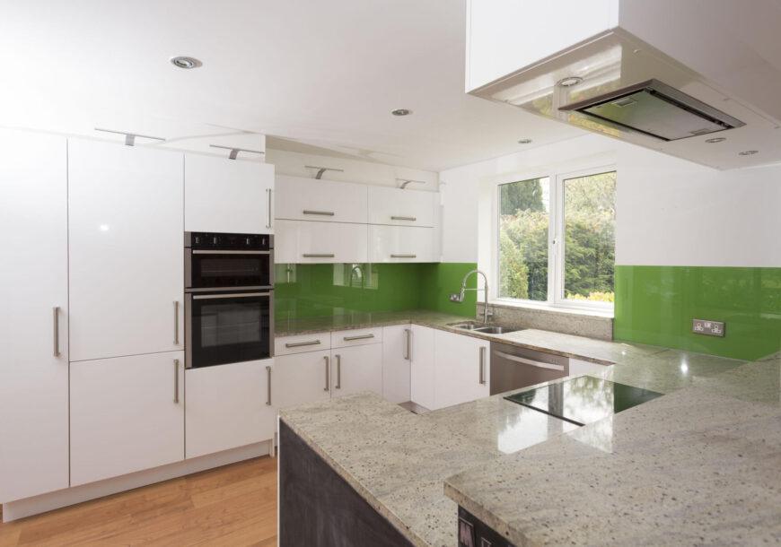Approved Used Kitchen, Modern Gloss, West Yorkshire