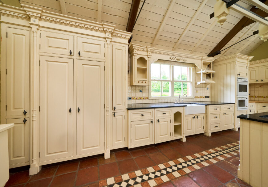 Approved Used Kitchen, Bespoke, Very Large In Frame, Dresser, Cheshire