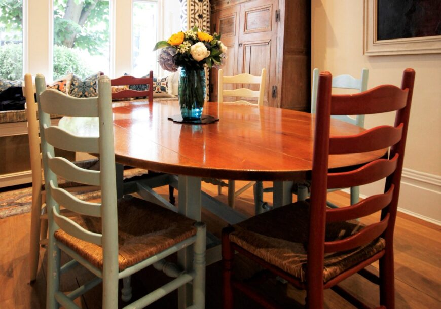 Approved Used Chalon Table & Chairs, London
