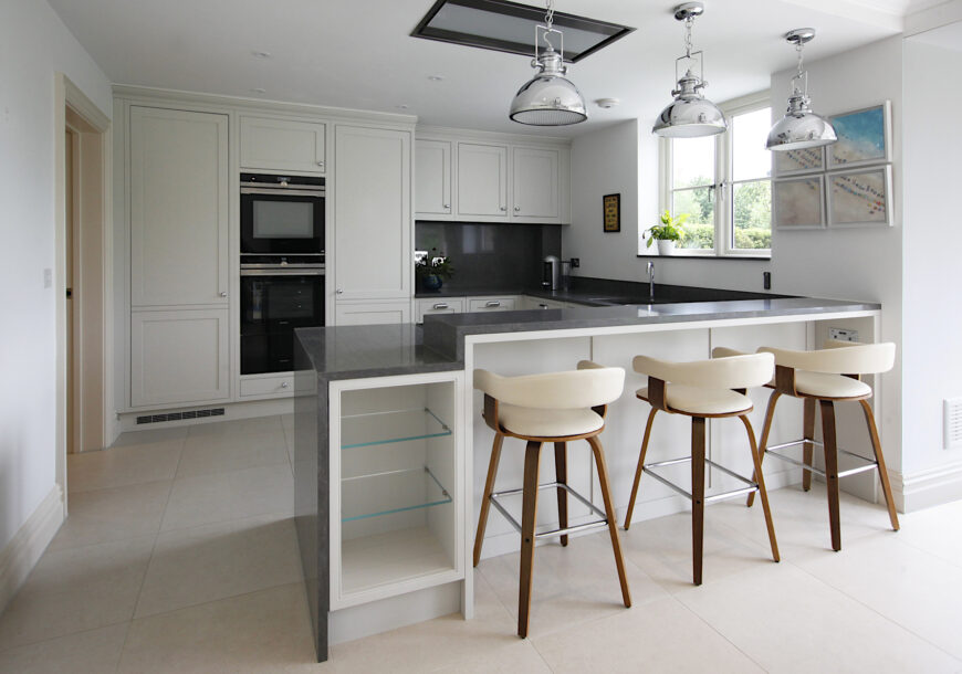 Approved Used Kitchen, Charles Yorke In Frame, Sie...
