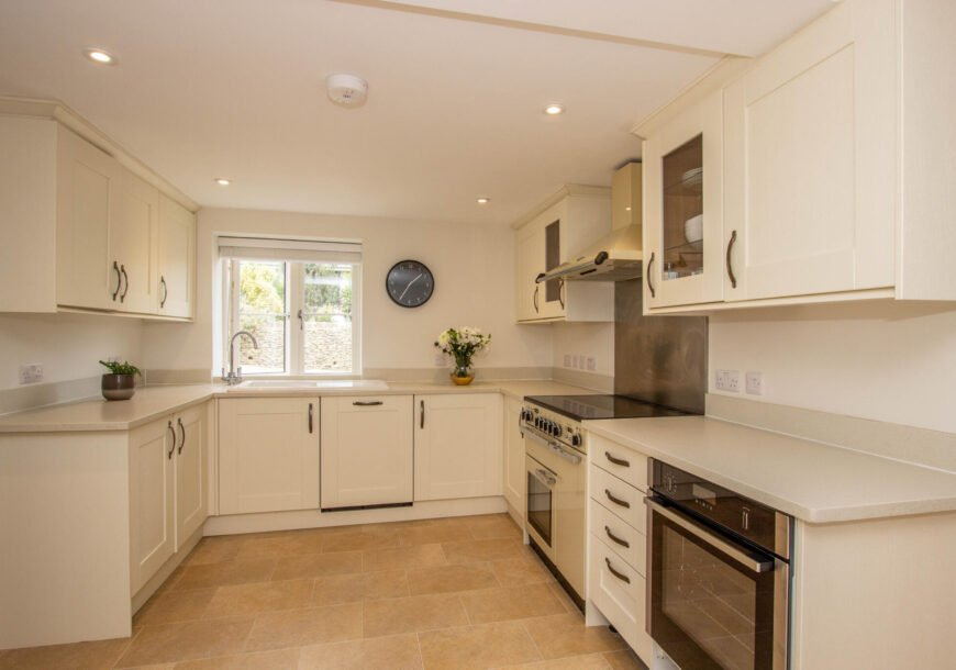 Approved Used Kitchen, Benchmarx Classic Shaker, Rangemaster Oven, Gloucestershire