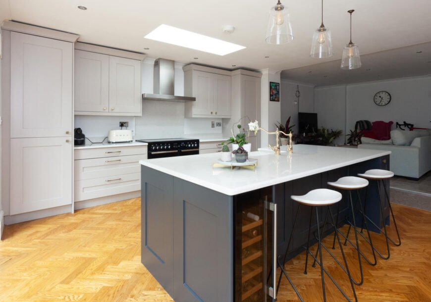Approved Used Kitchen, Classic Shaker, Rangemaster...