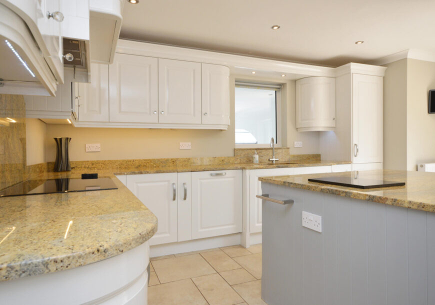 Approved Used Kitchen, Shaker With Utility, Miele ...