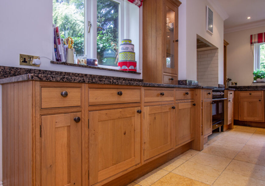 Approved Used Kitchen, Mayflower In-frame Shaker, ...