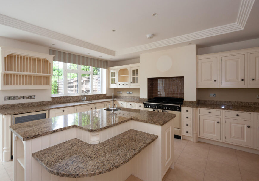 Approved Used Kitchen, Large Painted In Frame, Ran...