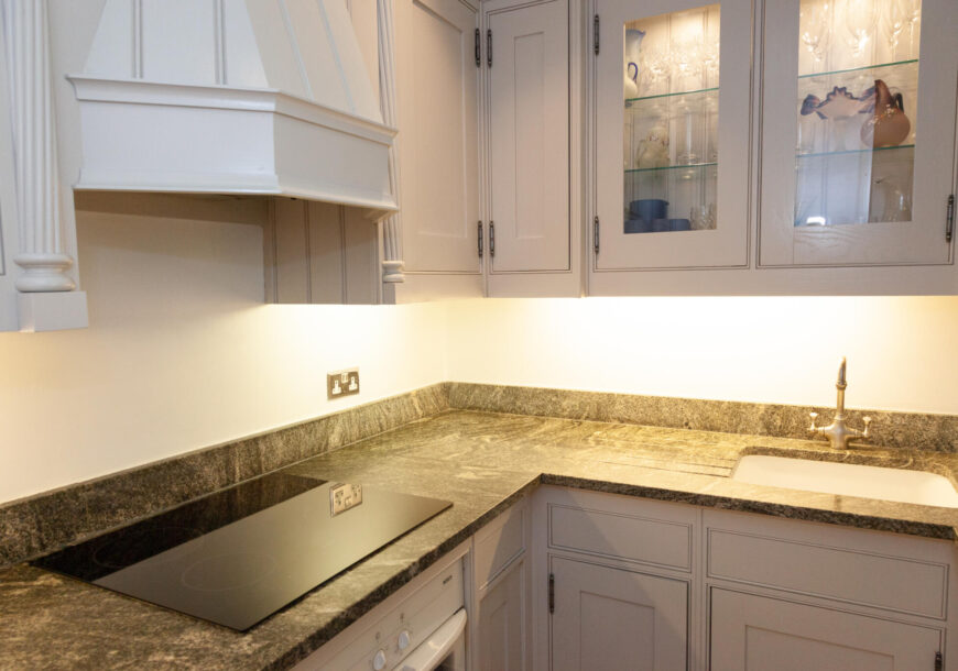 Approved Used Kitchen, Smaller Mark Wilkinson Etruscan, London