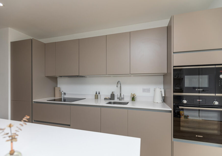 Approved Used Kitchen, Pronorm Modern Handleless, West Yorkshire