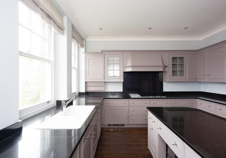 Approved Used Kitchen, Smallbone of Devizes In Frame, Gaggenau/Miele Appliances, London