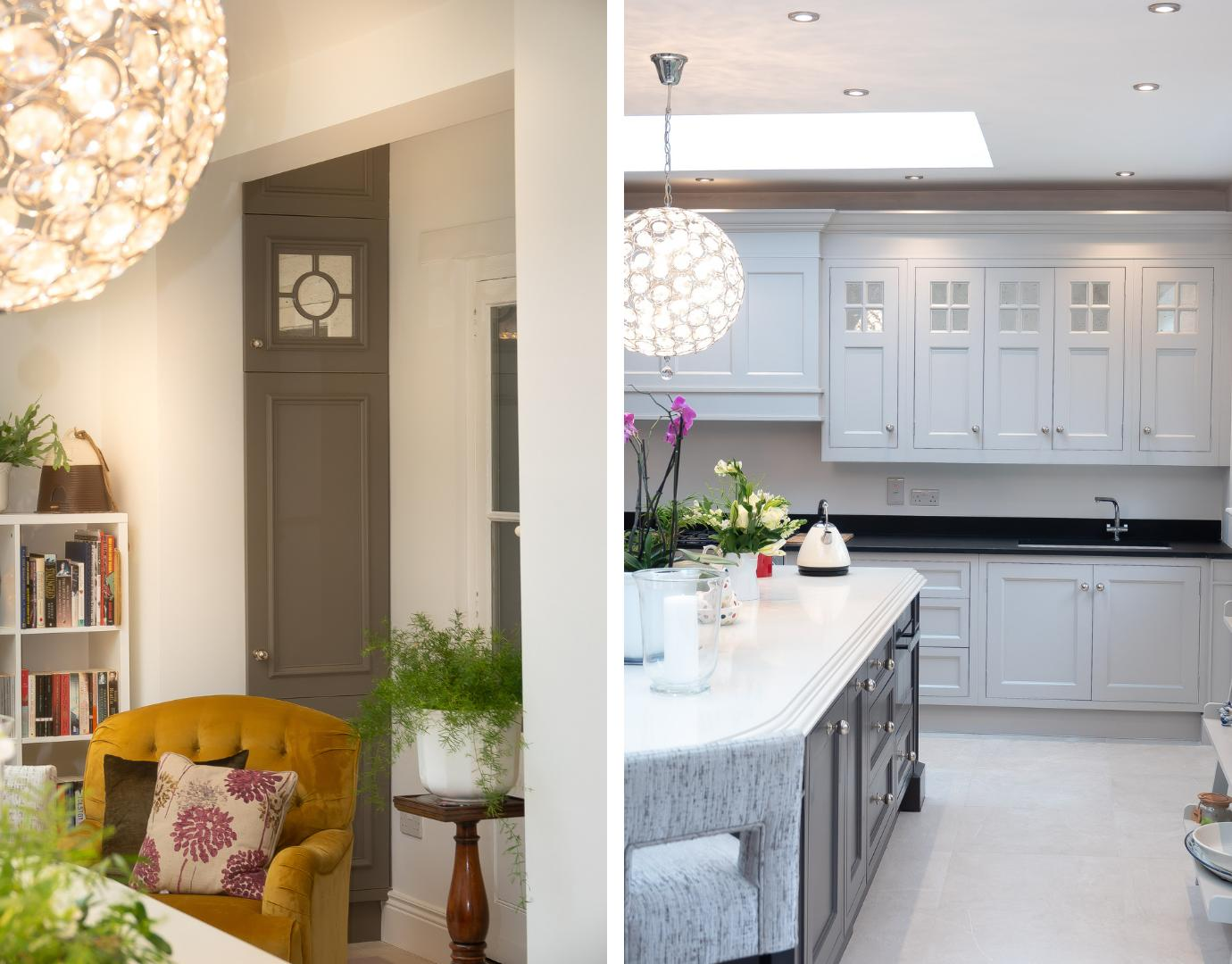 Buying A Used Kitchen turned us into Interior Designers