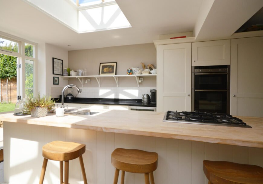Approved Used Kitchen, In-frame Shaker, Gloucestershire