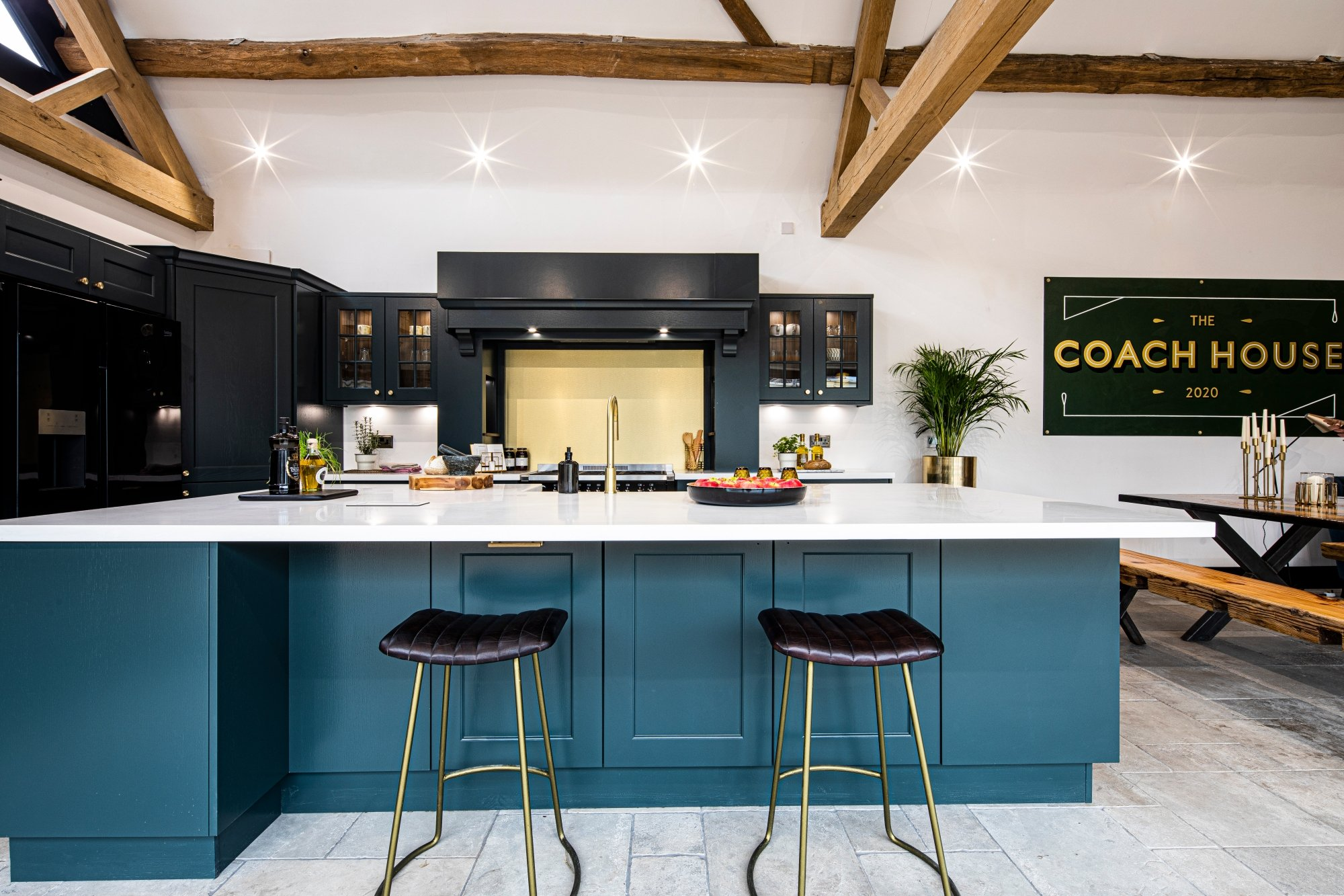 George Clarkes' Remarkable Renovations: The Coach House Kitchen