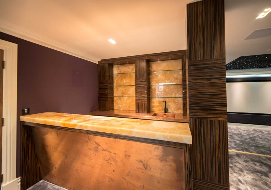 Approved Used Drinks Bar