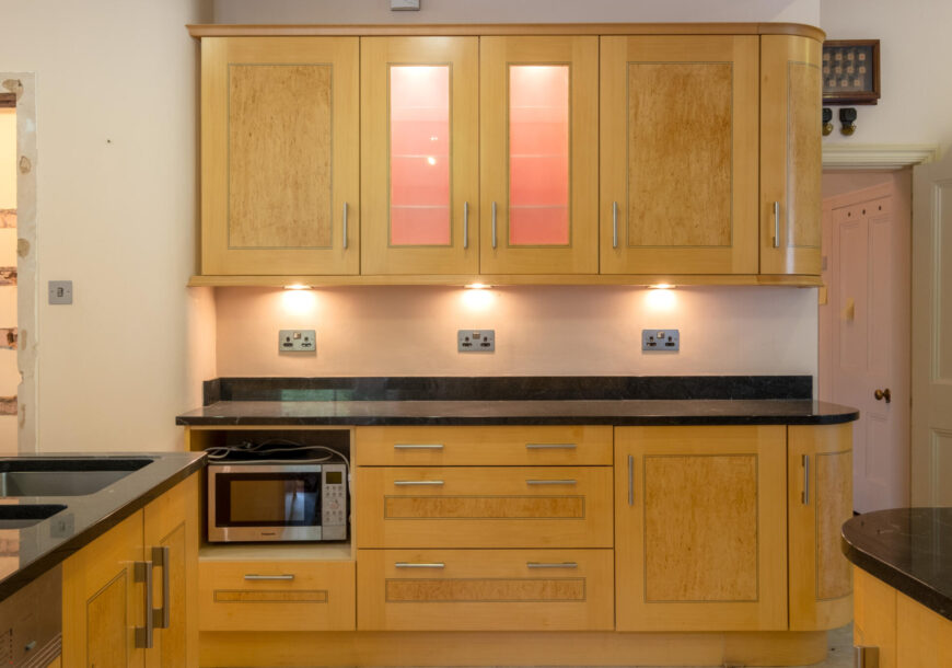 Approved Used Kitchen, Classic with Dresser, West Midlands