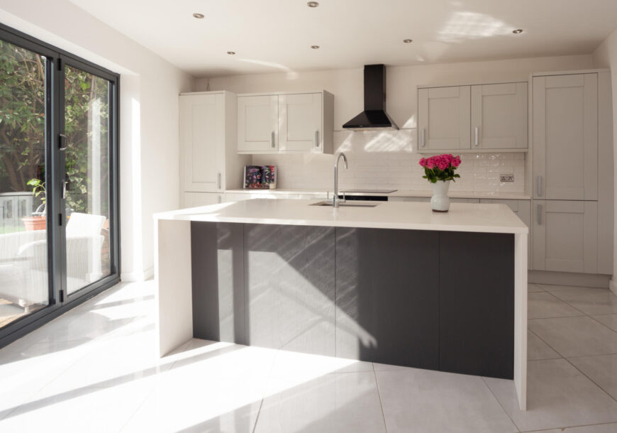 Approved Used Kitchen, Modern Shaker, Essex