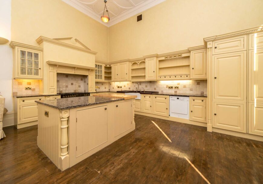 Approved Used Kitchen, Large Clive Christian, Leisure Range Oven, Essex