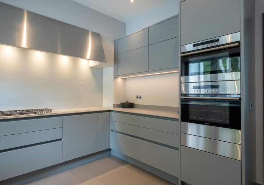 Approved Used Kitchen, Modern Handleless, Utility,...