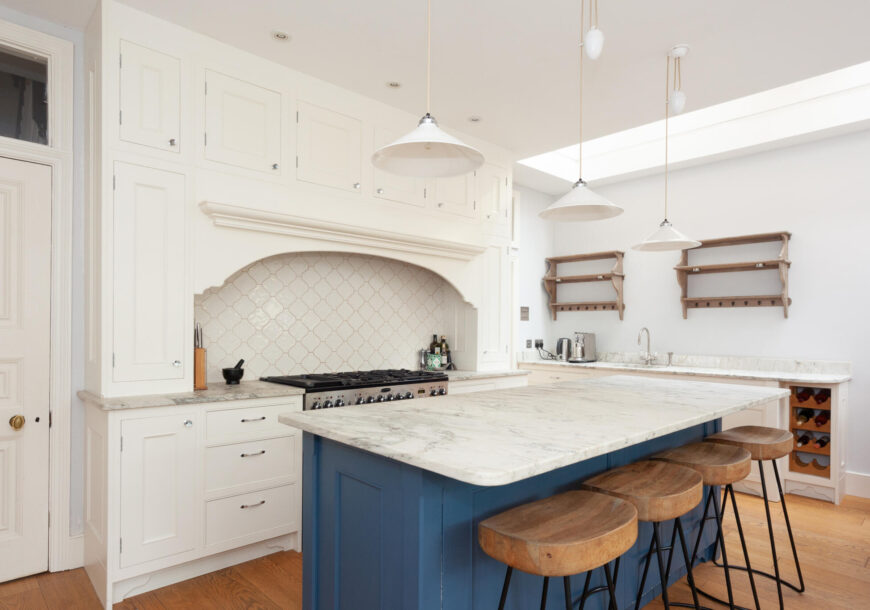 Approved Used Kitchen, Painted In Frame, London